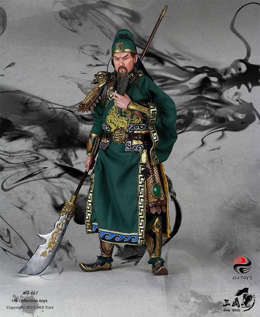 Guan-Yu-Three-Kingdom-Series-Action-Figure-05