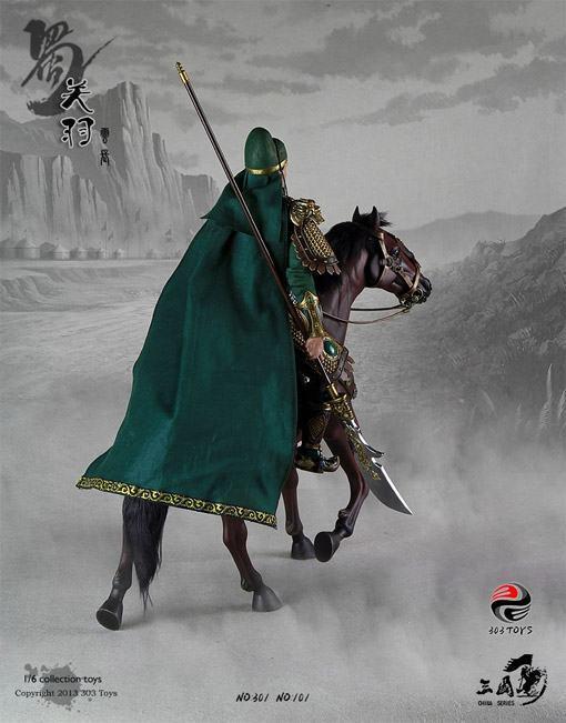 Guan-Yu-Three-Kingdom-Series-Action-Figure-09