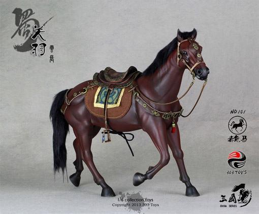 Guan-Yu-Three-Kingdom-Series-Action-Figure-10
