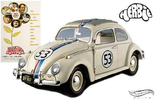 Herbie-the-Love-Bug-Die-Cast-1962-VW-Bug-HW-Elite-01