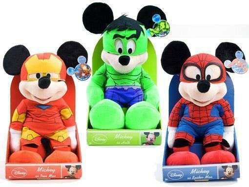 Marvel-Classic-Disney-Theme-Plush-Dolls-Mickey-01