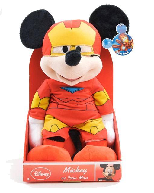 Marvel-Classic-Disney-Theme-Plush-Dolls-Mickey-Iron-Man-02