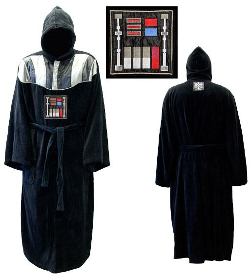Robe-de-Banho-Darth-Vader-Fleece-Bathrobe