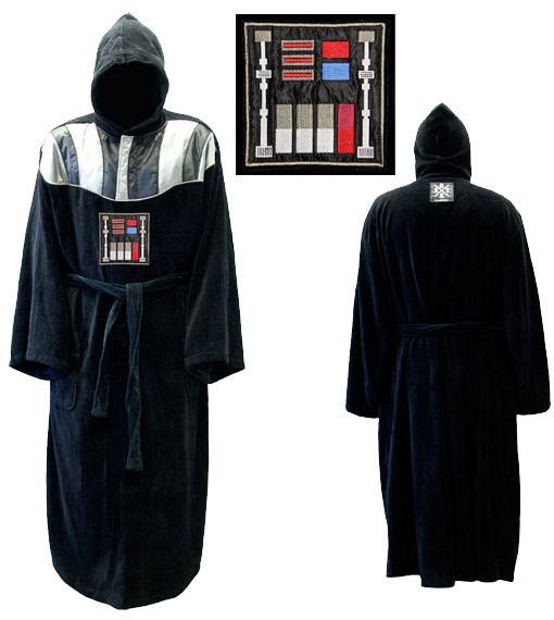 Robe-de-Banho-Darth-Vader-Fleece-Bathrobe
