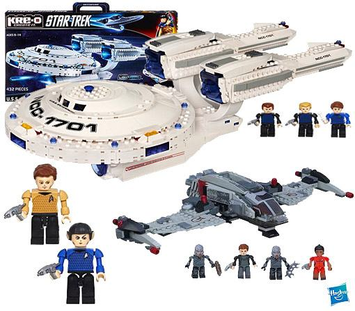 Star-Trek-Kre-O-Sets-Blocos-de-Montar