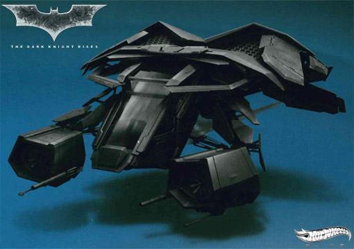 The-Bat-Flying-Vehicle-Batman-DKR-Elite-One-Die-Cast