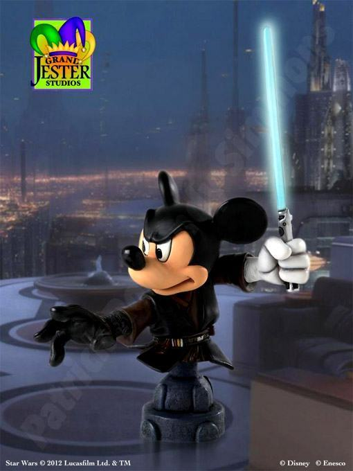 Disney-Mickey-Mouse-as-Anakin-Mickey-Grand-Jester-Bust