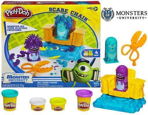 Massinha-Play-Doh-Monsters-University-Scare-Chair