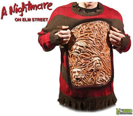 Nightmare-on-Elm-Street-Freddy-Krueger-Animated-Chest-of-Souls-Sweater
