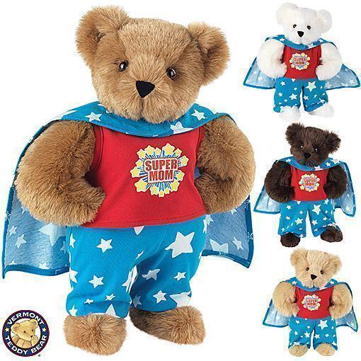 Super-Mom-Bear-Urso-Pelucia-Dia-das-Maes