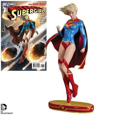 Supergirl-DC-Comics-Cover-Girls-Statue-01