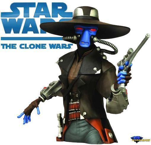 Cofre-Star-Wars-Cad-Bane-Bust-Bank