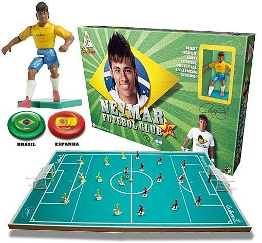 Futebol-Total-Neymar-Brasil-x-Espanha