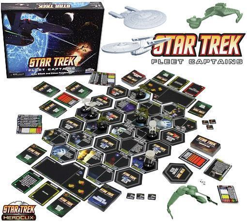 Jogo-HeroClix-Star-Trek-Fleet-Captains