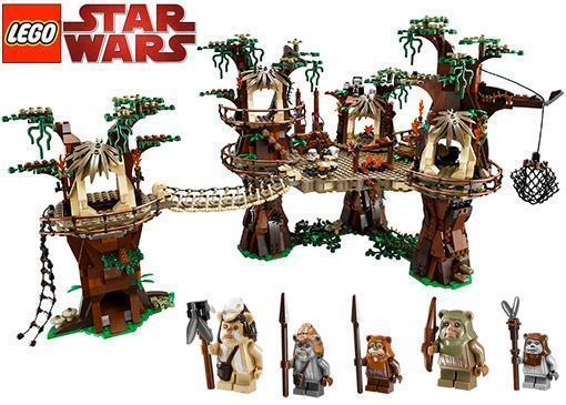 LEGO-Star-Wars-Ewok-Village-01