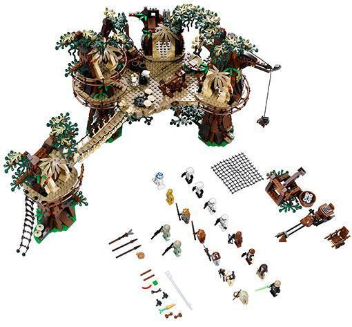 LEGO-Star-Wars-Ewok-Village-02
