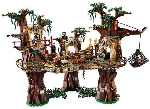 LEGO-Star-Wars-Ewok-Village-03