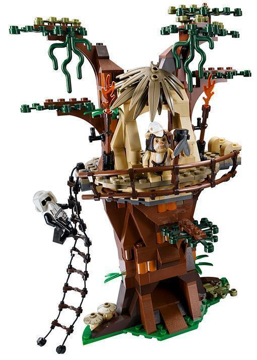 LEGO-Star-Wars-Ewok-Village-04