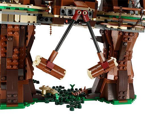 LEGO-Star-Wars-Ewok-Village-07