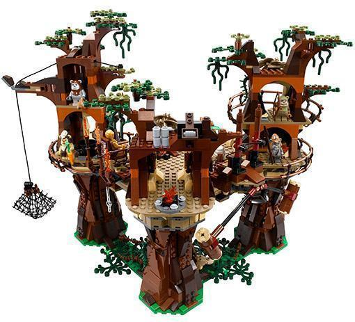 LEGO-Star-Wars-Ewok-Village-10