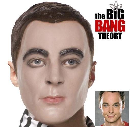Mascara-Sheldon-Big-Bang-Theory