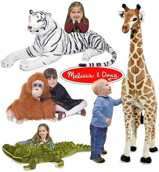 Melissa-e-Doug-Giant-Jungle-Stuffed-Animals