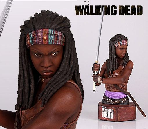 Michonne-Mini-Bust-Walking-Dead-01