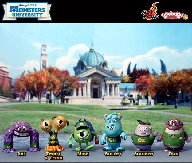 Monsters-University-Cosbaby-Set-A