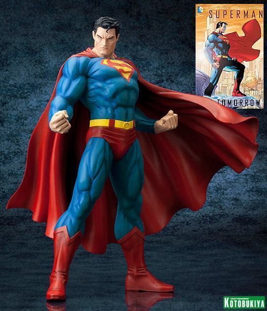 Superman-For-Tomorrow-ArtFX-Statue-01