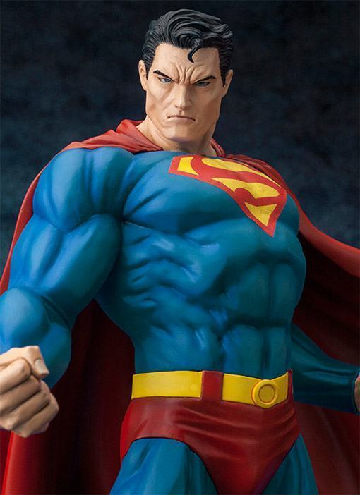 Superman-For-Tomorrow-ArtFX-Statue-02
