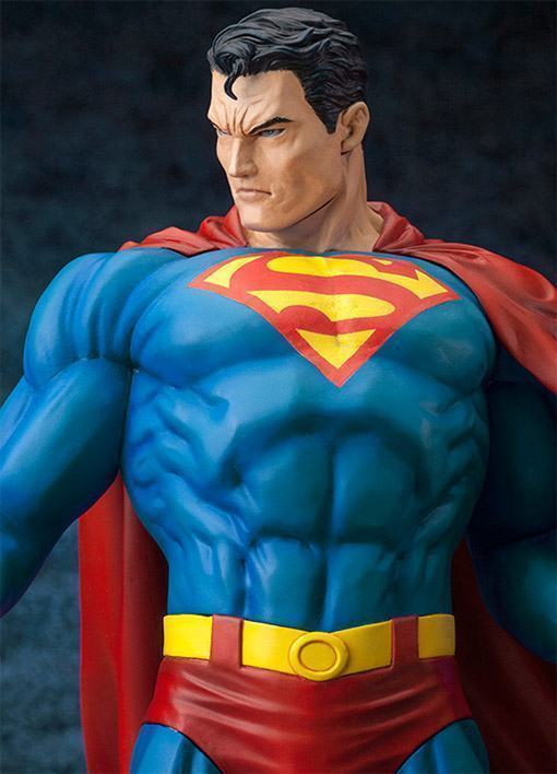 Superman-For-Tomorrow-ArtFX-Statue-03