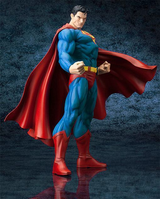 Superman-For-Tomorrow-ArtFX-Statue-04