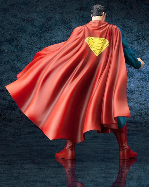 Superman-For-Tomorrow-ArtFX-Statue-06