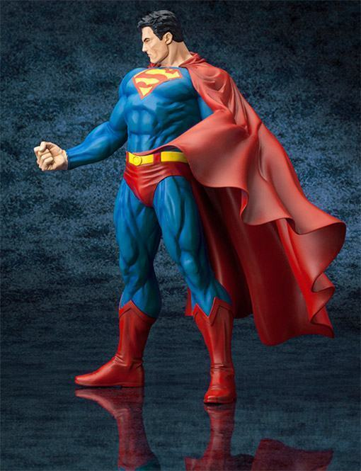 Superman-For-Tomorrow-ArtFX-Statue-07