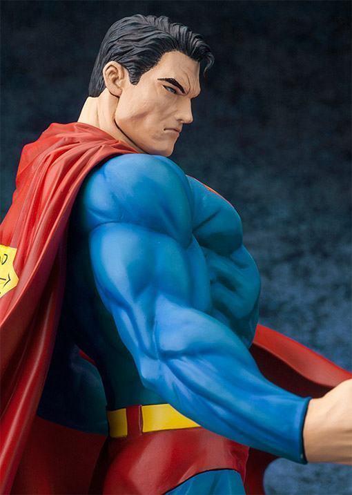Superman-For-Tomorrow-ArtFX-Statue-08