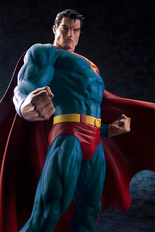 Superman-For-Tomorrow-ArtFX-Statue-09