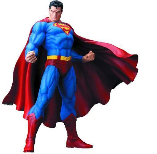 Superman-For-Tomorrow-ArtFX-Statue-10