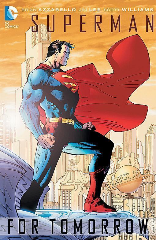 Superman-For-Tomorrow