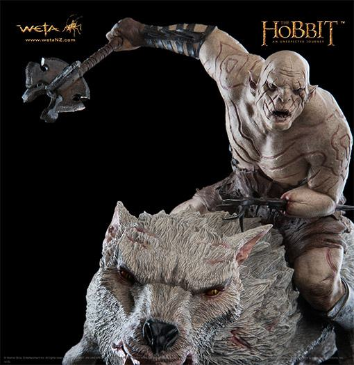 Azog-the-Defiler-on-Warg-Statue-06