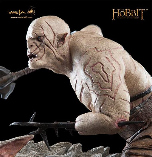 Azog-the-Defiler-on-Warg-Statue-07