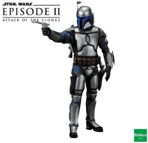 Jango-Fett-Star-Wars-Attack-of-the-Clones-ArtFX-Statue