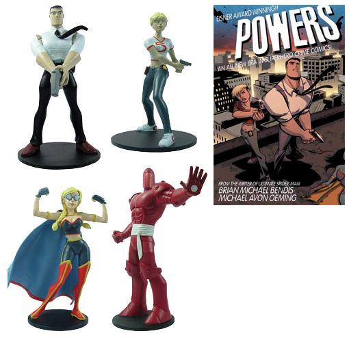 Powers-Vinyl-Figures