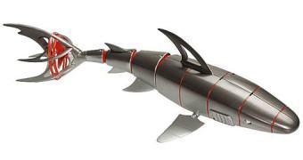 Tubarão com Controle Remoto