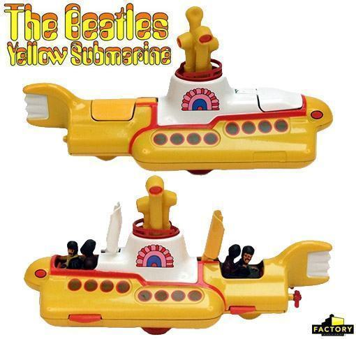 Beatles-Yellow-Submarine-Die-Cast-Vehicle-01