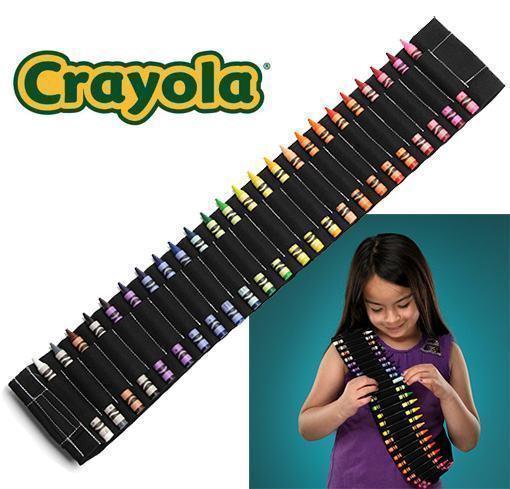 Crayon-Bandolier-Belt