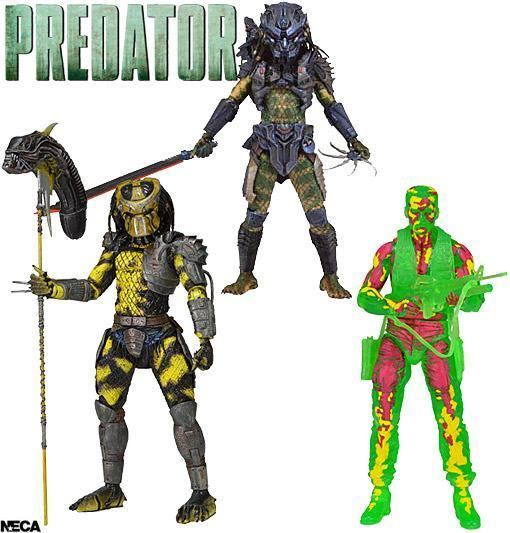 Predator-Series-11-Action-Figure-Set-01