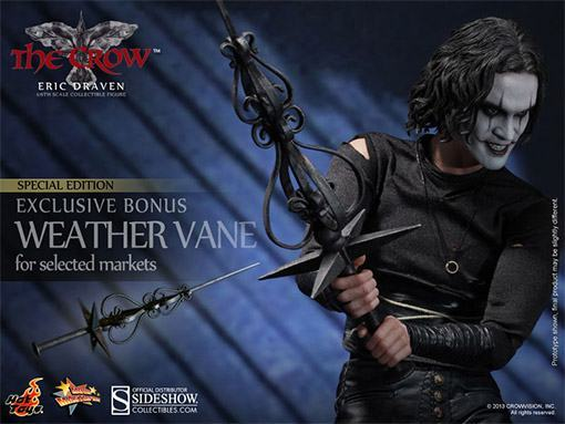 The-Crow-Eric-Draven-Collectible-Figure-10