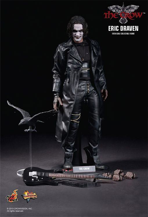 The-Crow-Eric-Draven-Collectible-Figure-11