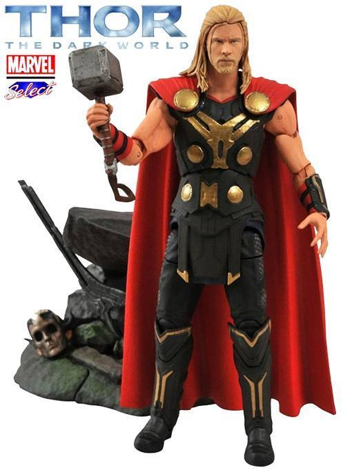 Thor-The-Dark-World-Marvel-Select-Action-Figure