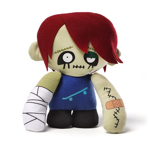 Zombies-Plush-Set-Gund-03